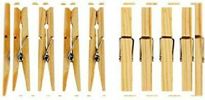 Elliott 36 Wooden Pinewood Clothes Pegs 36 pack