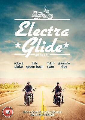 Electra Glide In Blue (DVD) Robert Blake, Mitchell Ryan, Royal Dano
