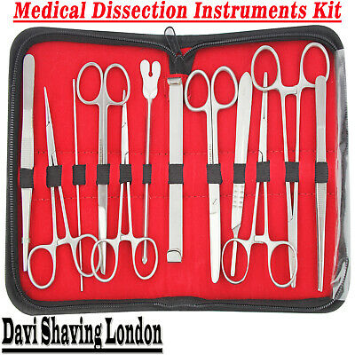 Medical Anatomy Dissecting Instruments Kit Surgical Supplies & Lab Equipment