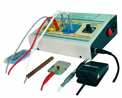 Skin Cautery Diathermy unit Electrosurgical Cautery Skin Surgical Medicator Unit
