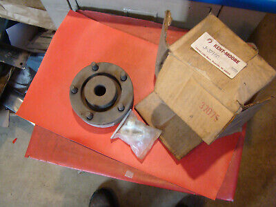 NOS Kent Moore J-37160 GM F W Body Brake Rotor Adapter 1 Lathe Arbor Ammco CHEVY