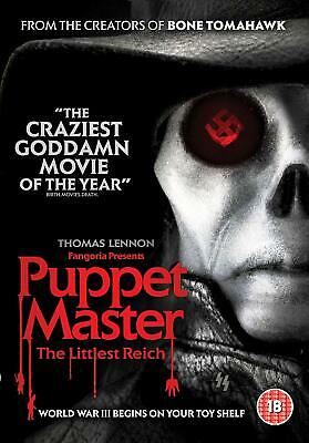 Puppet Master: The Littlest Reich (DVD) Thomas Lennon, Barbara Crampton