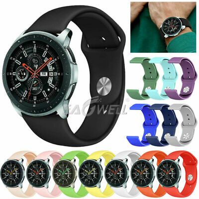 Replacement Samsung Gear S3 Wristband Silicone Watch Wrist Sports Band Strap New