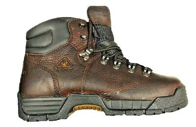 ROCKY MOBILITE STEEL TOE WATERPROOF WORK BOOTS 6114 NEW ALL SIZES