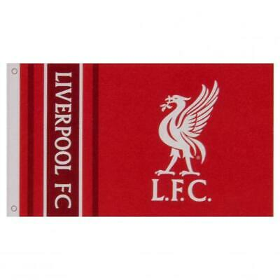 Liverpool FC Official Large Flag  (5ft x 3ft) Present Gift LFC