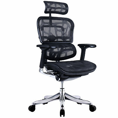 NEW Ergohuman Plus Elite V2 Mesh Office Chair - Milan Direct,Office Chairs
