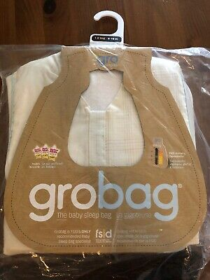 Grobag 6-18m - Louberry Bear