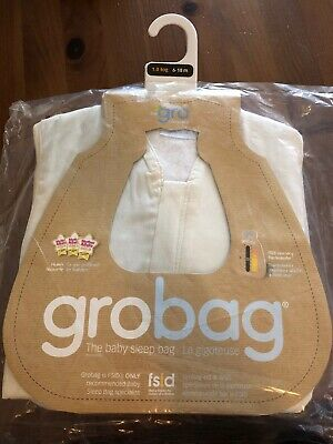 Grobag 6-18m - Bobble Bear