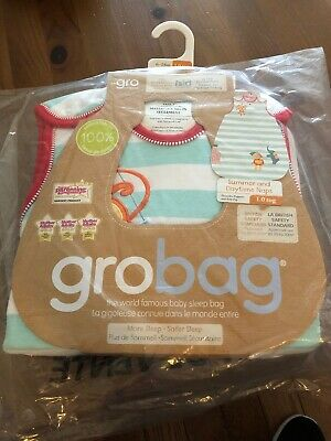 Grobag 6-18m - Sleepy Circus