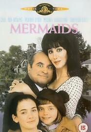 Mermaids (DVD, 2001)New and Sealed R2