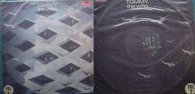 Who Tommy 2 Separate Lp 1 Is Diff Sleeve Uruguay
