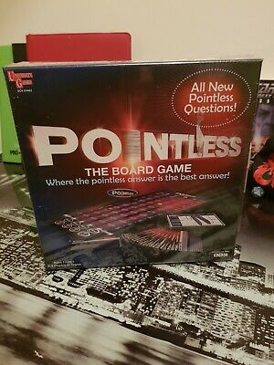 BBC Pointless Trivia Quiz TV Show Board Game **Brand New Sealed**