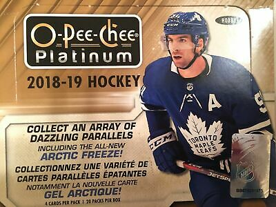 2018-2019 OPC Platinum base cards (incl. some rainbow parallels) 1$ each U PICK