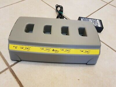 Monarch 9465 Four Slot Battery Charger P/N: 126721