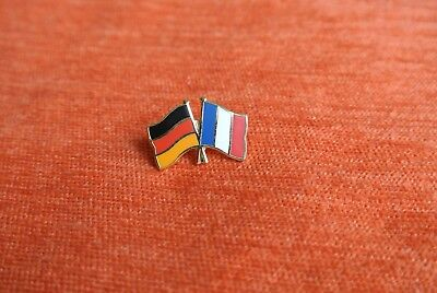 21064 Pin's Pins Drapeau Flag France Allemagne Germany
