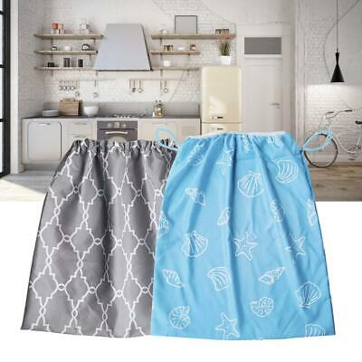 Washable Reusable Waterproof Baby Diaper Cloth Wet Nappy Rope Storage Bag