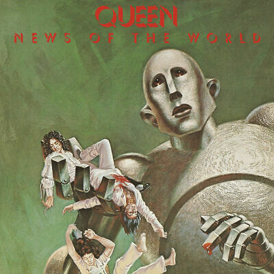 Queen - News Of The World (2011 Remastered) CD Island NEW