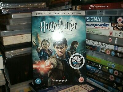 Harry Potter And The Deathly Hallows Part 2 (DVD, 2011, 2-Disc Set, )