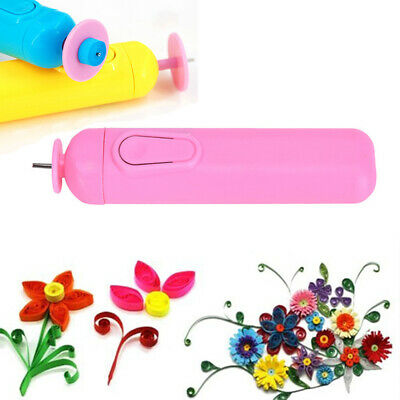 Origami Paper Tool Electric Quilling Pen DIY Handmade Roll Paper Craft