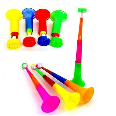 UK Football Cheering Blowing Horn For Fans Sport World Cup Festival Raves Events