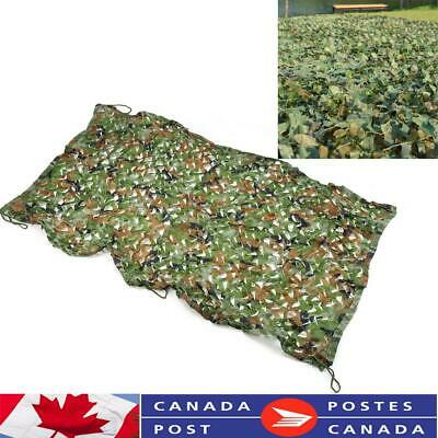 Hunting Camping Military Camouflage Net Woodlands Jungle Camo netting Cover