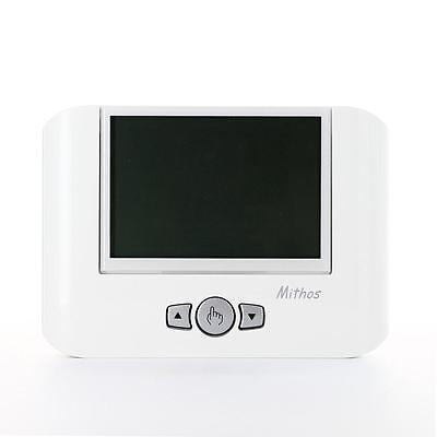 Vemer VE612800 Thermostat Programmable Mithos Wifi Blanc Hebdomadaire
