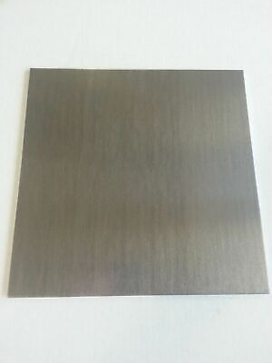 "1/8"" x 6"" x 18"" Aluminum 6061 Plate / Sheet / Flat / Rect. Bar (.125 in. / inch)"