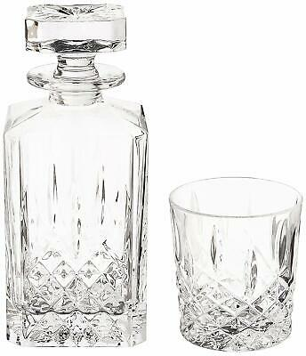 Marquis By Waterford Markham 11 Ounce Double Old Fashioned Glasses Pair And Squa
