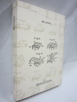 Jaeger LeCoultre Many REVERSO Watch & Chronograph Models Instructions Book *NOS*
