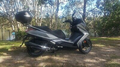 2017 KYMCO 350i DOWNTOWN SCOOTER