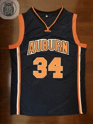 new styles 9491d 48abd 34 CHARLES BARKLEY Auburn University Retro throwback College ...