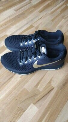 huge selection of 765d4 a1b65 NIKE AIR ZOOM Pegasus 35 Chaussures Course Tonnerre Gris Oil Baskets ...