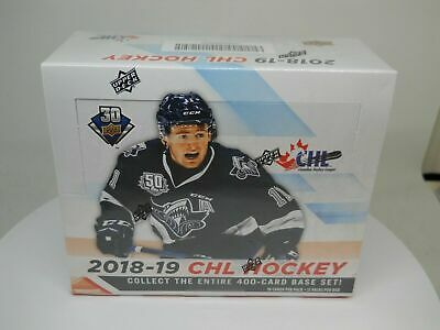 18-19 2018-19 CHL U-Pick from List (1-300)-Complete your Set
