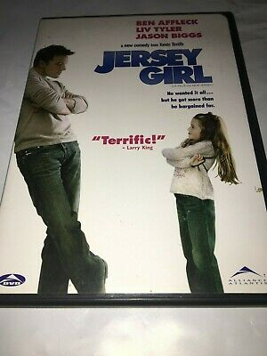 Jersey Girl DVD Movie