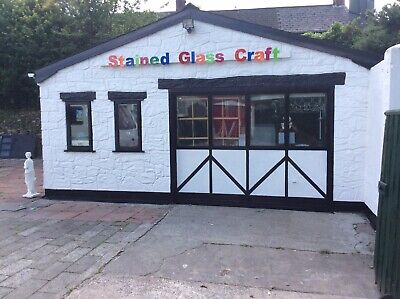 Stained Glass Tools 3 Day Break Residential Camborne