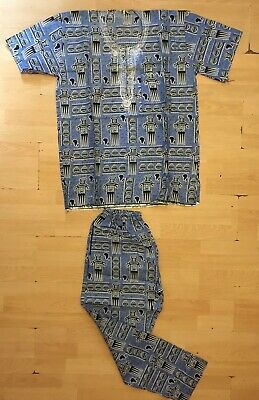 Mens African Traditional Outfit