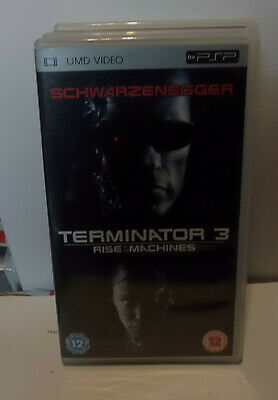 Terminator 3  (very good)  Sony PSP UMD Video Movie