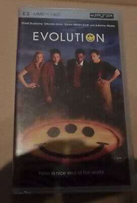 Evolution  (New and Sealed) Sony PSP UMD Video Movie