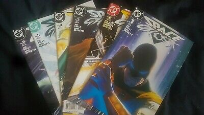 Space Ghost # 1 2 3 4 5 6 Of 6 - Dc Comics