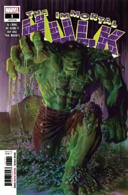 IMMORTAL HULK ISSUE 1 - SOLD OUT FIRST 1st PRINT - MARVEL COMICS