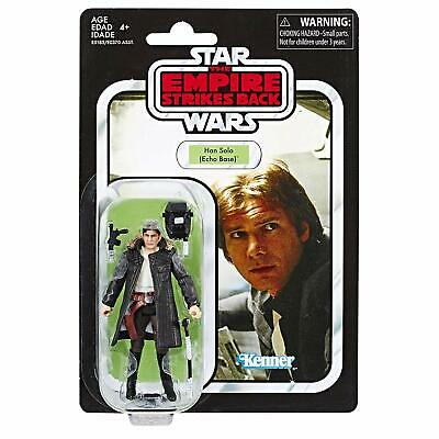 Star Wars The Vintage Collection Han Solo 3.75-inch Figure - Echo Base