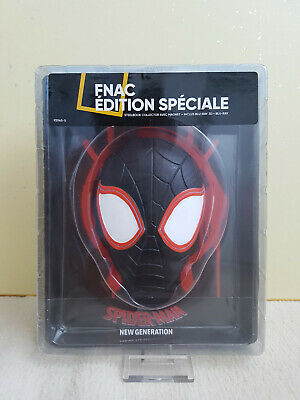 Spider-man New Generation Steelbook Bluray 3D - Edition FNAC