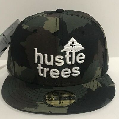 sale retailer 1f02e b2156 NEW ERA X LRG Lifted Research Group 59fifty Hat Fitted 7 1 4 Cap Trees