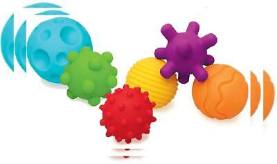 Infantino Sensory Textured Multi Ball Set
