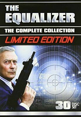 Equalizer: The Complete Collection (DVD, 2018)