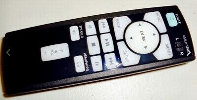Genuine OEM infiniti Nissan Rear DVD Entertainment Remote Control 282991MA0A