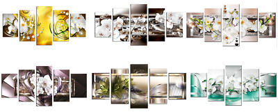 Canvas Wall Art Flower Picture Prints Paintings Artwork Modern Home Decor Framed