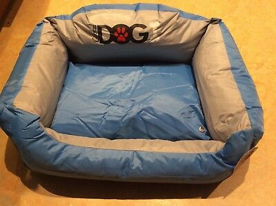 Urban living dog bed sofa, brand new, washable,medium to small,comfy, rrp £69.99