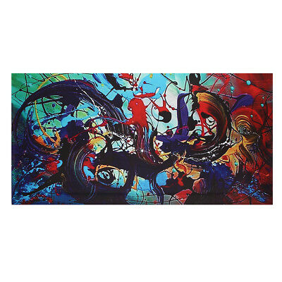 120x60cm Modern Abstract Canvas Print Art Oil Painting Wall Picture