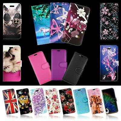 For Samsung Galaxy A20E & Many Book Wallet Safe Phone Case Cover Magnetic Closer